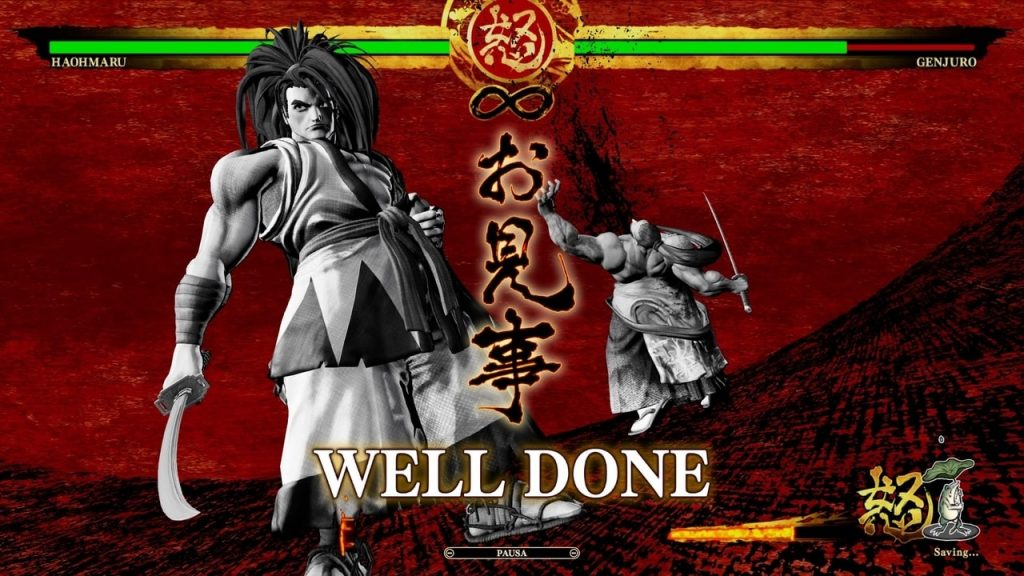 Samurai Shodown - Lâmina Relâmpago