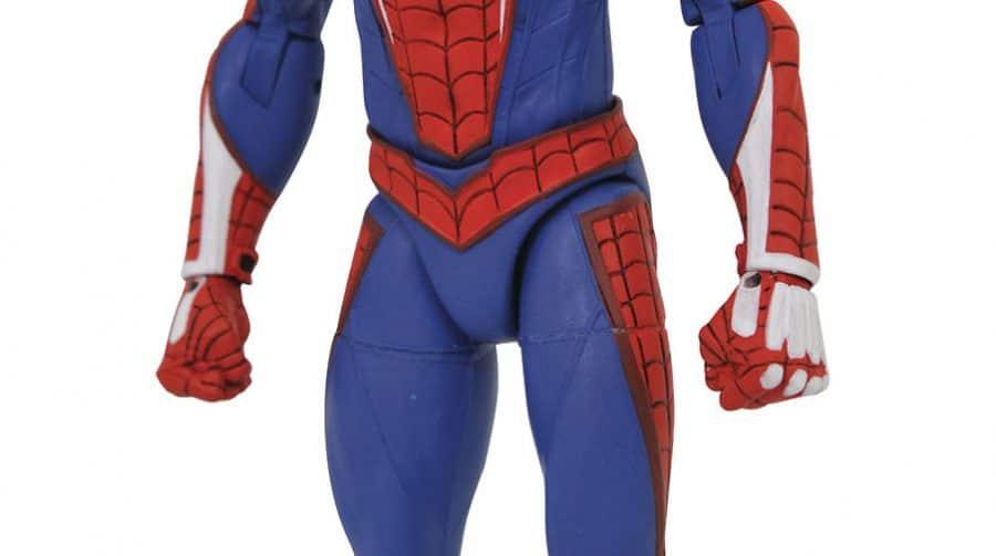 Sora e Homem-Aranha ganham bonecos colecionáveis na SDCC