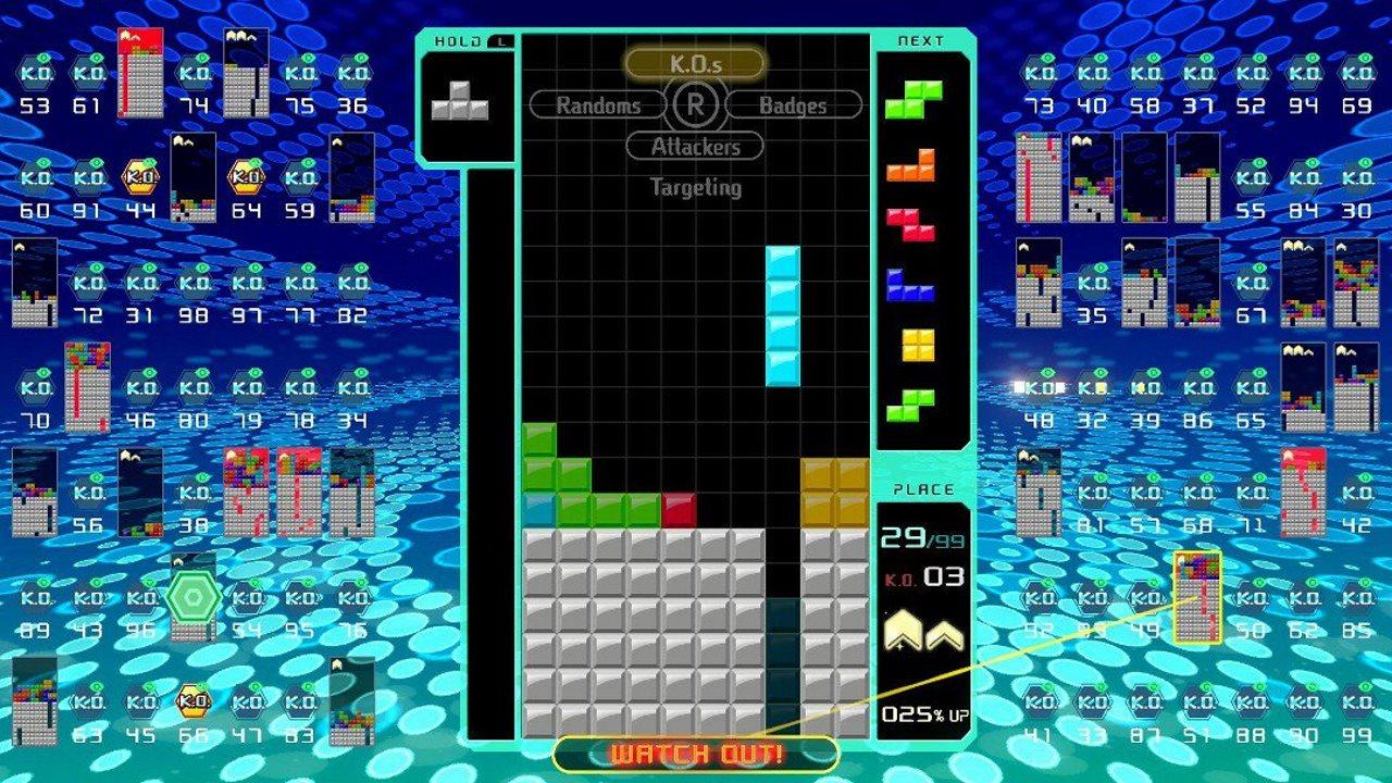 Jogos mais vendidos Tetris
