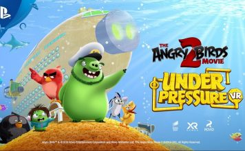 The Angry Birds Movie 2 VR