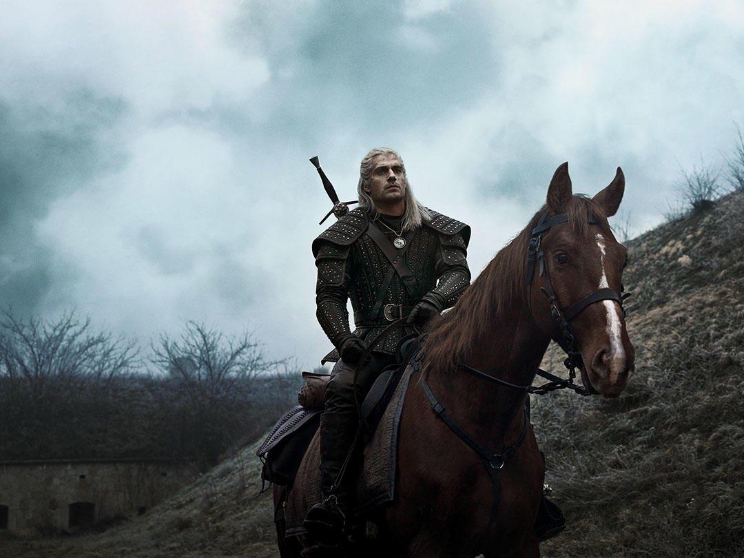 Netflix mostra primeira imagem de Carpeado em The Witcher 1