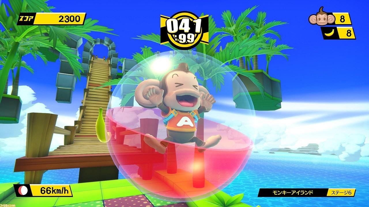 Tabegoro! Super Monkey Ball é anunciado e chega em 2019 1