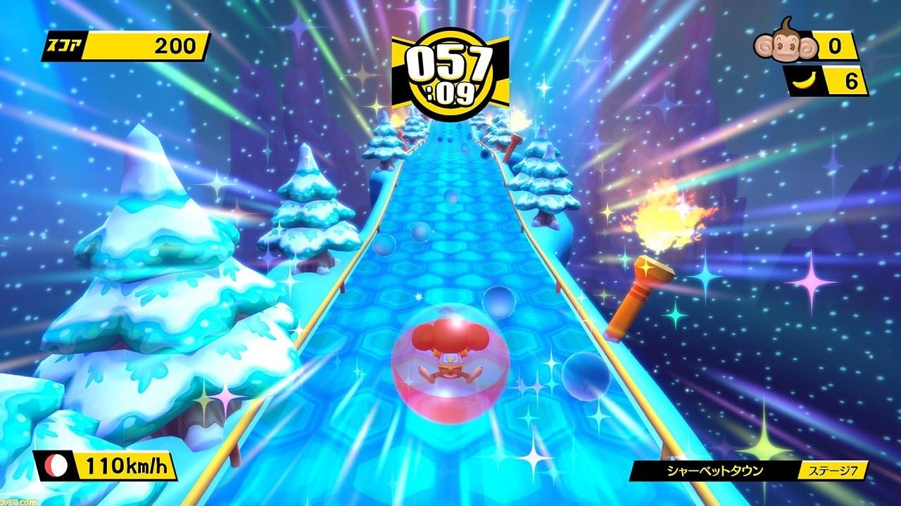 Tabegoro! Super Monkey Ball é anunciado e chega em 2019 2