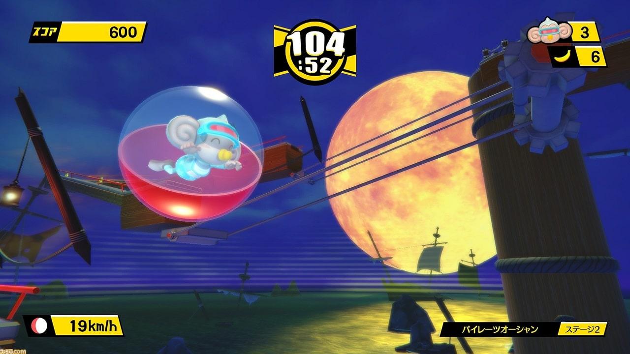 Tabegoro! Super Monkey Ball é anunciado e chega em 2019 3