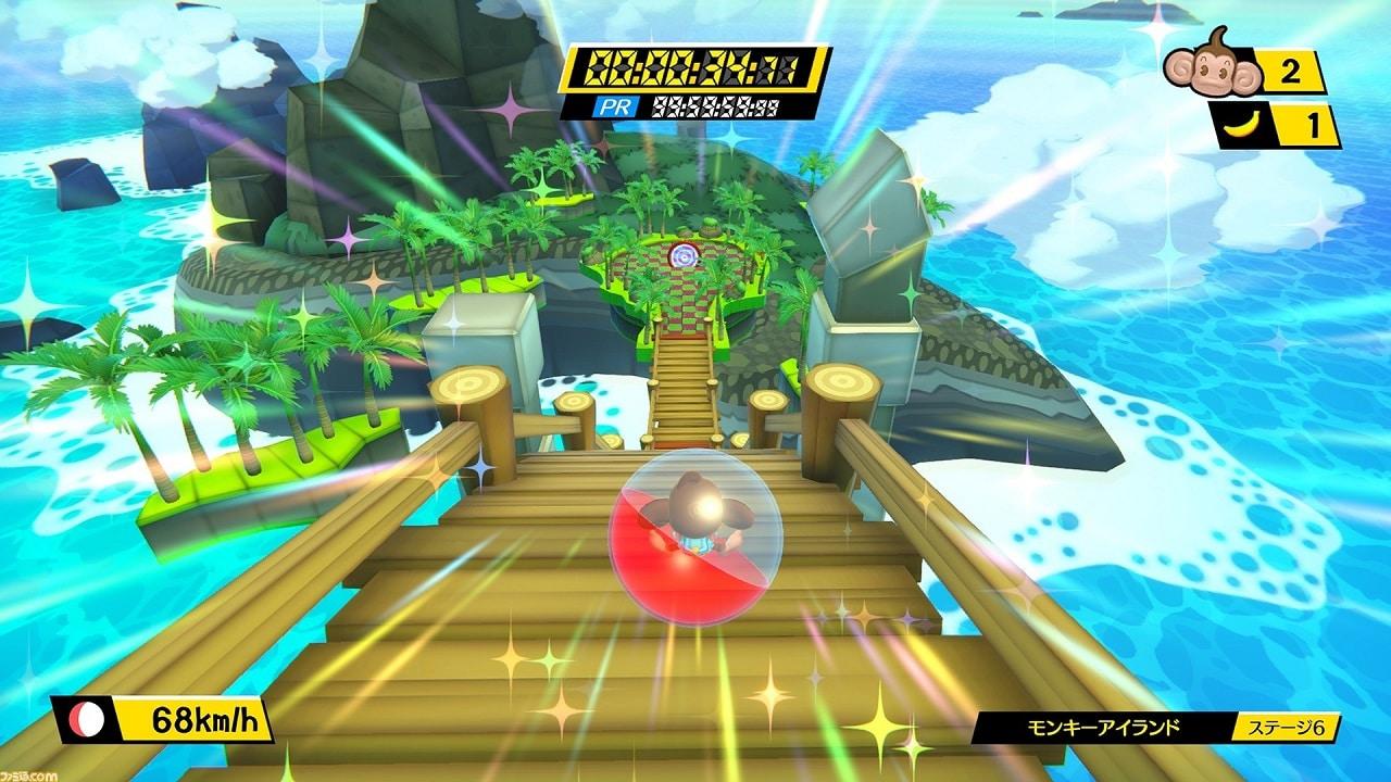 Tabegoro! Super Monkey Ball é anunciado e chega em 2019 4