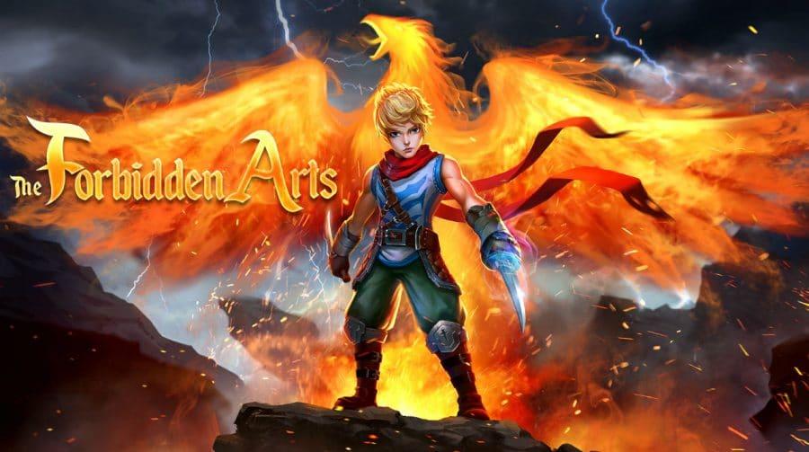 The Forbidden Arts chega ao PS4 no fim do ano
