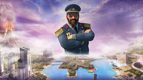 Agora vai! Tropico 6 recebe data de lançamento: 27 de setembro