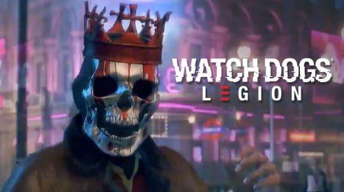 Assassin's Creed Valhalla e Watch Dogs Legion chegam no fim de 2020