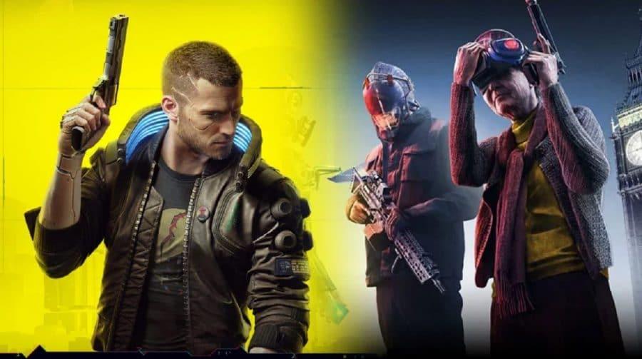 Ubisoft prefere evitar a concorrência entre Watch Dogs Legion e Cyberpunk 2077