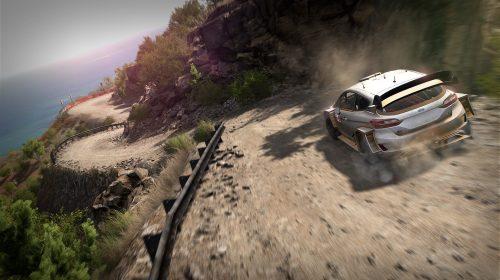 Trailer mostra o novo modo carreira de WRC 8