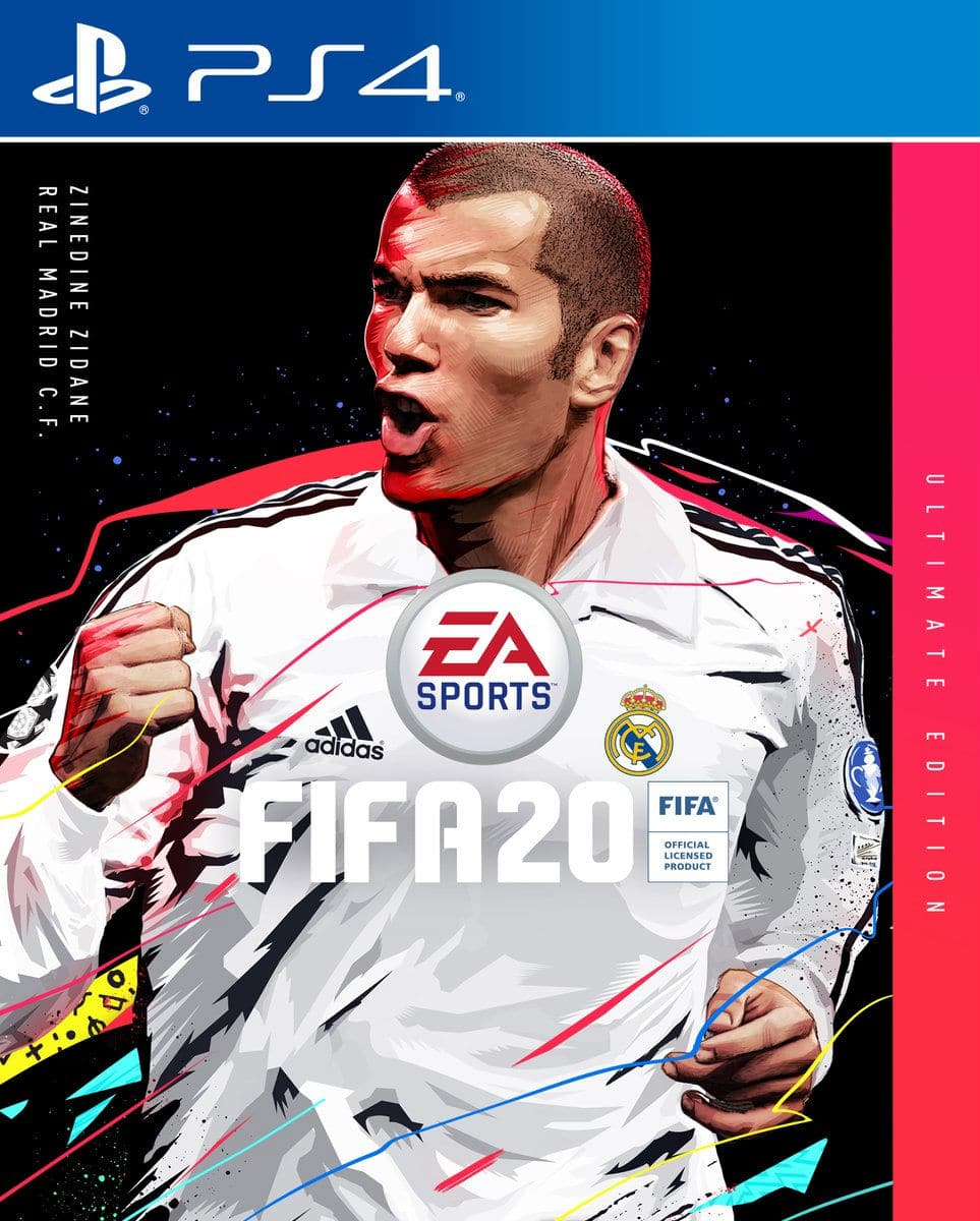Zidane FIFA 20