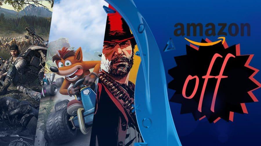 Amazon Day: loja oferece super-descontos em jogos esta madrugada!