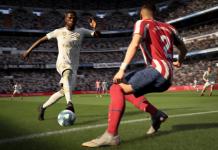 Gameplay de FIFA 20