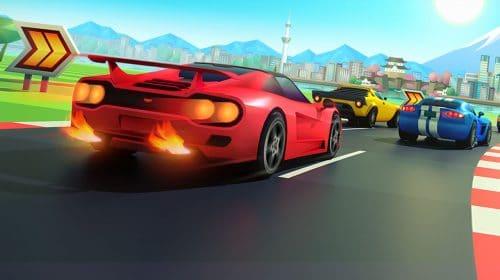 Horizon Chase Turbo: DLC Summer Vibes estreia hoje no PS4