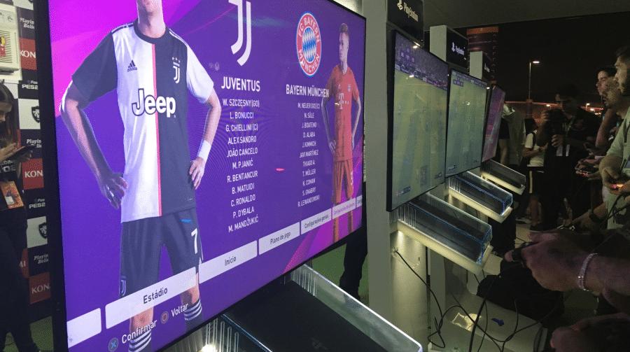 Testamos: eFootball PES 2020 brilha com nova câmera