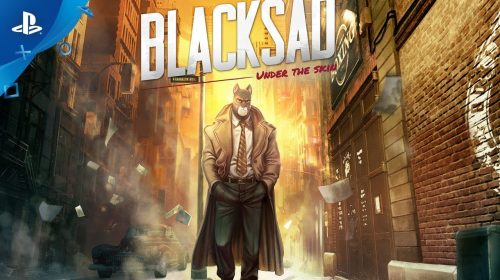 Blacksad: Under the Skin é adiado para novembro