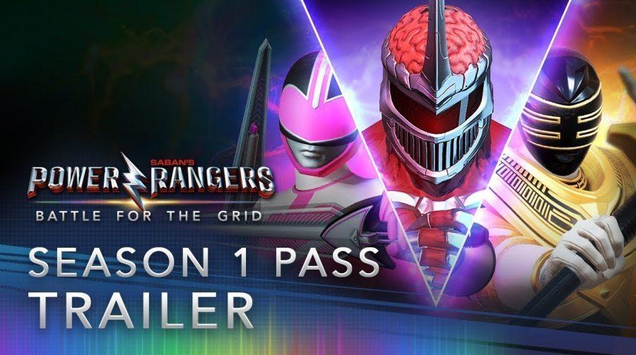 Passe de temporada de Power Rangers: Battle for the Grid adiciona novos personagens