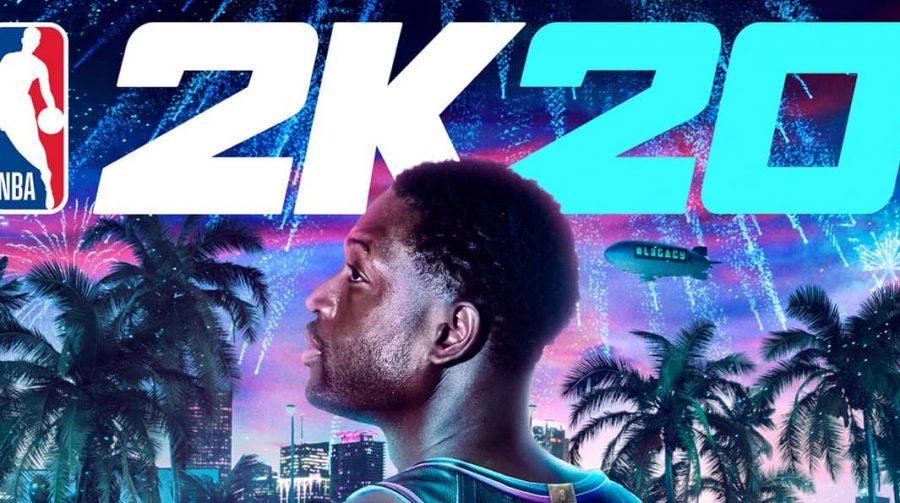 NBA 2K20 revela capas incríveis com Anthony Davis e Dwyane Wade