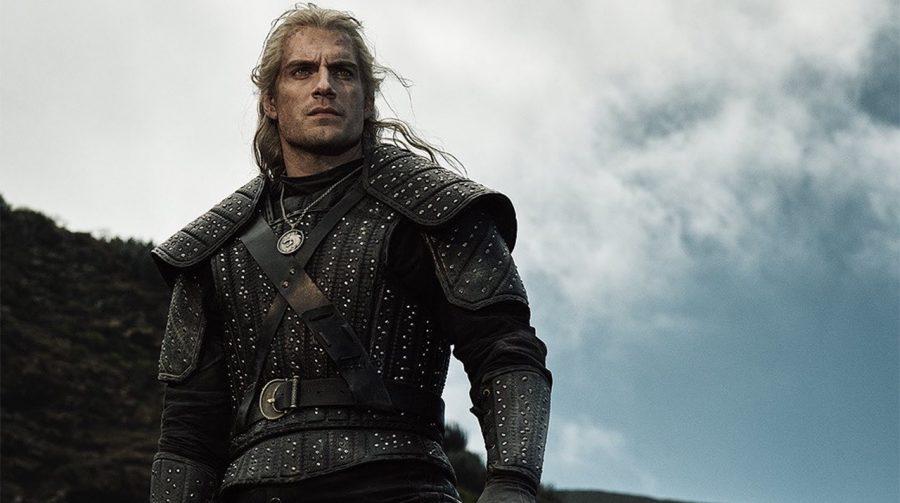 Geralt empunha espada em nova imagem de The Witcher da Netflix