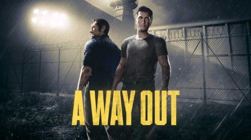 A Way Out alcança 2 milhões de cópias comercializadas