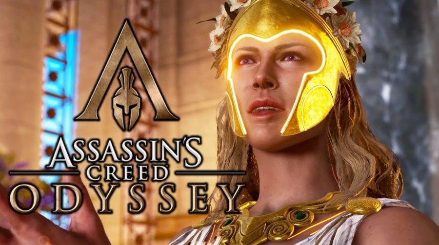 DLC de Assassin's Creed Odyssey está gratuito na PS Store