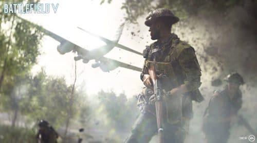 DICE admite 'confusão' quanto aos conteúdos pós-lançamento de Battlefield V
