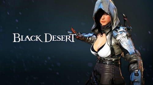 Black Desert chega ao PS4 com Megan Fox como estrela de trailer