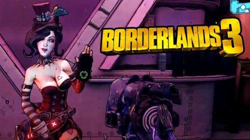 Sucesso! Borderlands 3 chegou a 5 milhões de cópias vendidas na primeira semana