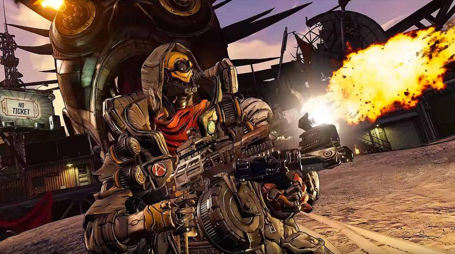 Borderlands 3 recebe uma hora de gameplay