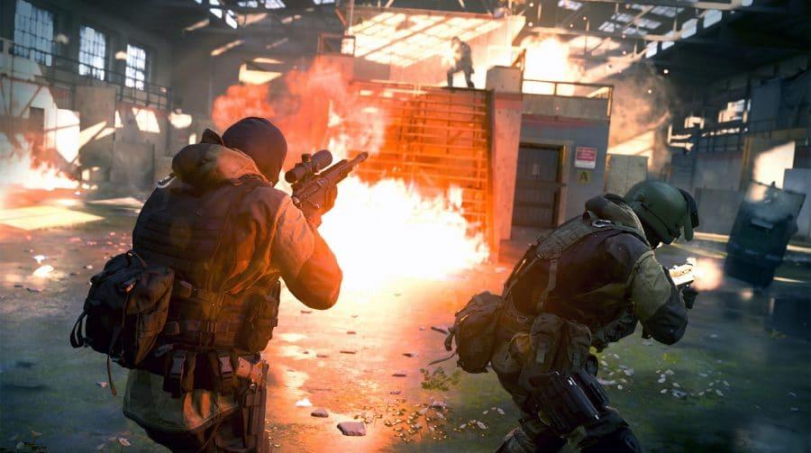 Call of Duty: Modern Warfare ganha novo gameplay de 25 minutos em 4K