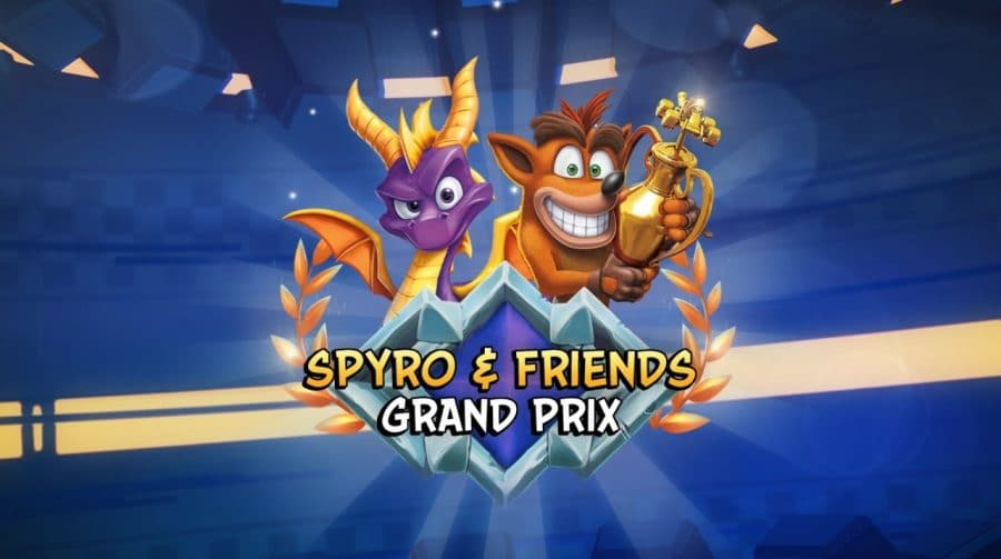 Crash Team Racing Nitro-Fueled: Grand Prix Spyro é anunciado