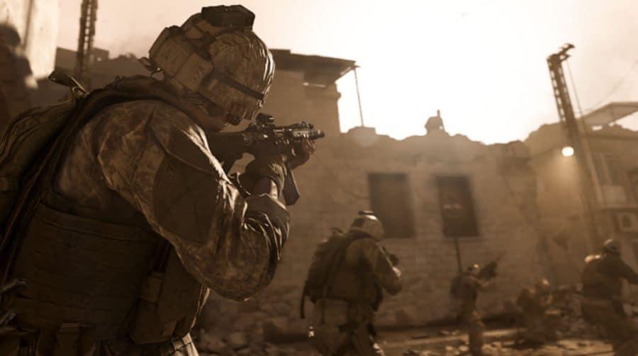Novo Call of Duty terá modo Special Ops