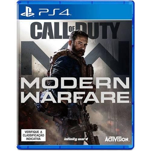 Edição física de CoD: Modern Warfare já está em pré-venda no Brasil 1