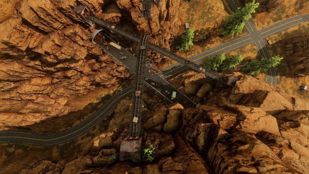 Canyon de Outlands promete dar uma posição agressiva a quem passar por lá