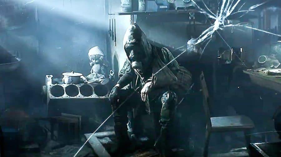 Chernobylite recebe gameplay sinistro na Gamescom