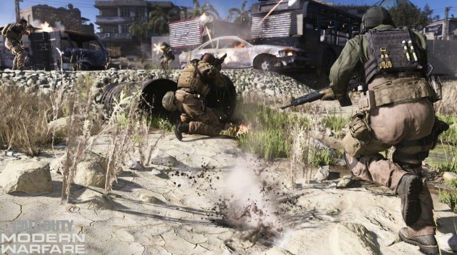CoD Modern Warfare: novo modo pode comportar mais de 100 jogadores