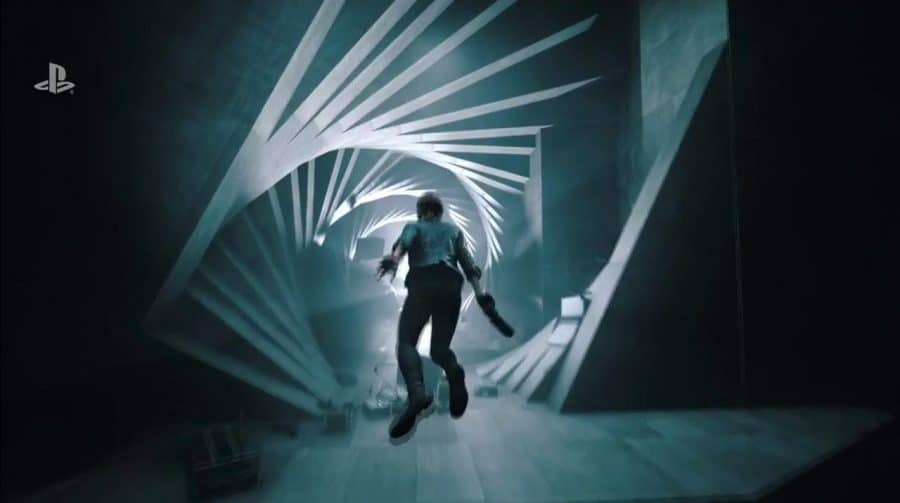 O homem tá em todas! Hideo Kojima fez participação especial em Control