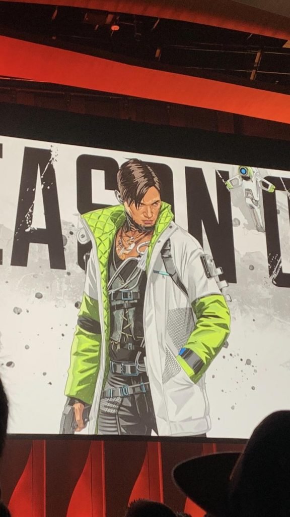 Crypto será o novo personagem de Apex Legends (Foto: VG 247)
