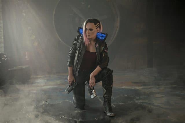 Cosplay de V foi inspirado na aparição do personagem na E3 2018
