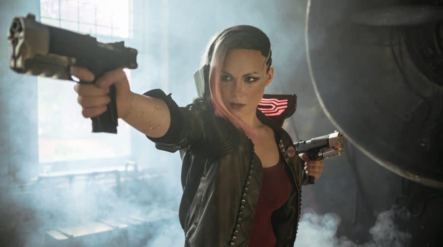 Cyberpunk 2077: cosplay de V é espetacular