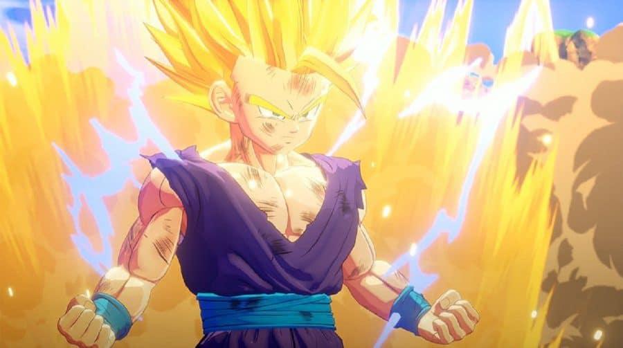 Dragon Ball Z: Kakarot explicará transformação Gohan SSJ 2