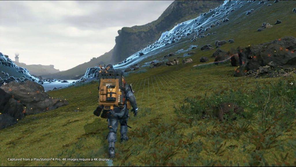 Sam caminha pelos campos norte-americanos (Imagem: Sony)