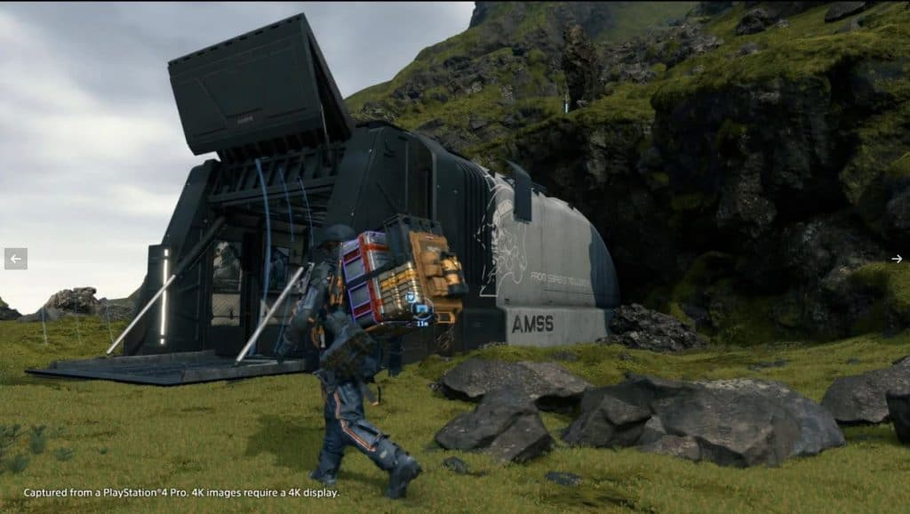 Missão de Sam será reconectar os Estados Unidos (Imagem: Sony)
