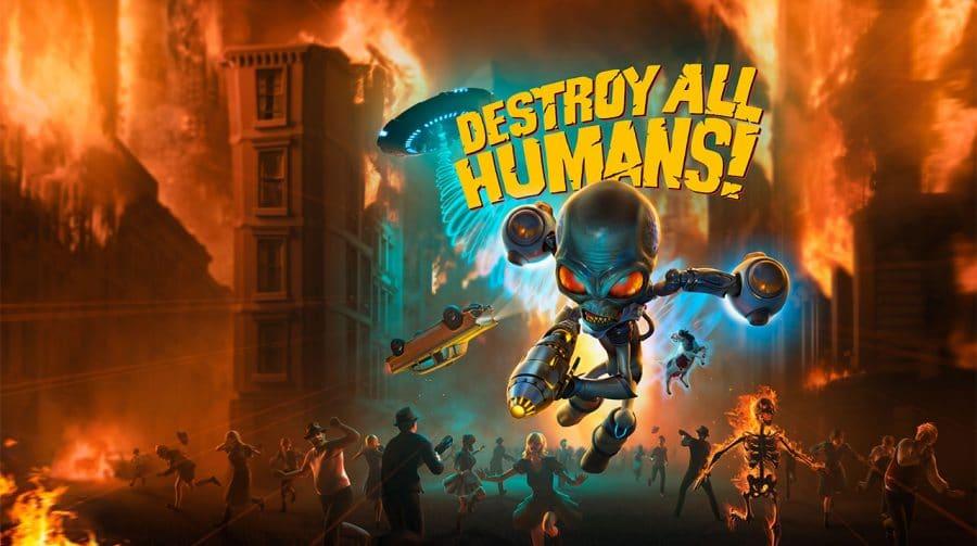 THQ Nordic indica remake de Destroy All Humans! 2 em trailer