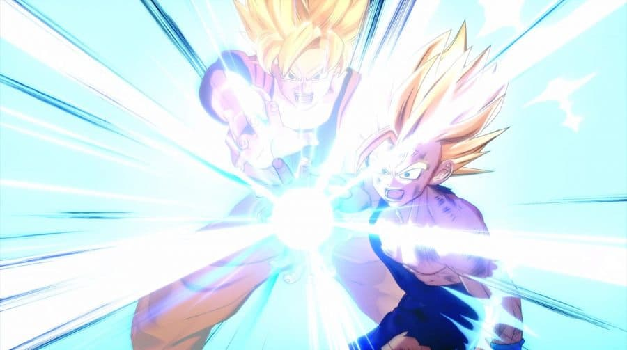 Bandai divulga trailer e imagens da saga de Cell em Dragon Ball Z: Kakarot