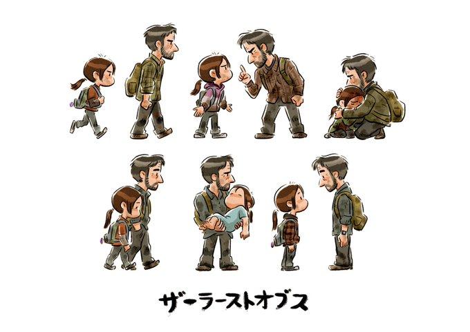 Artista da Pixar faz ilustração emocionante de The Last of Us