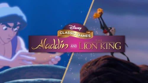 Remasterizações de Aladdin e Rei Leão são oficializadas