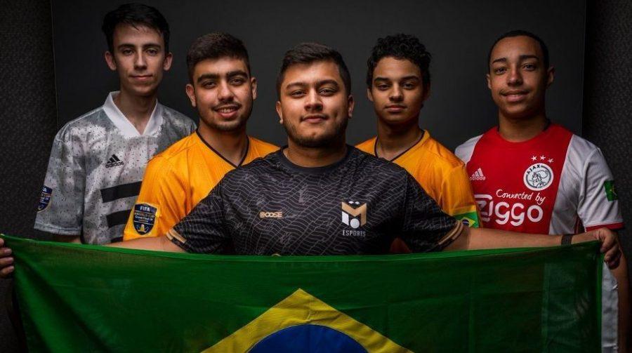 Mundial de FIFA 19 começa sexta, com cinco brasileiros