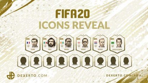 Lendas do Liverpool são os mais novos Icons de FIFA 20
