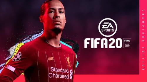 Polêmico youtuber famoso por criticar a EA se rende à FIFA 20